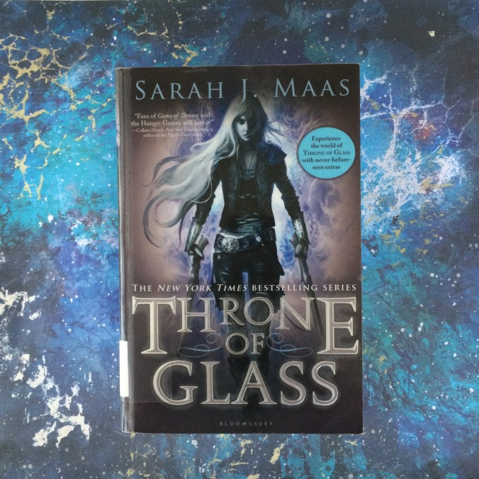 'Throne of Glass' Sarah J. Maas