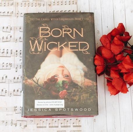 'Born Wicked' by Jessica Spotswood