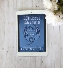 'Wildest Dreams' Kristen Ashley