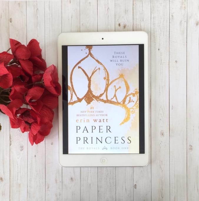 'Paper Princess' Erin Watt