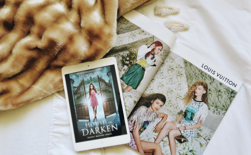 """Book Review:""""House of Darken"""" by JayminEve"""