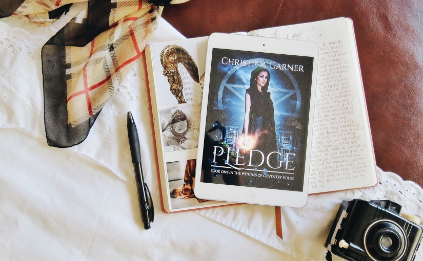 "Book Review: ""Pledge"" by Christina Garner"