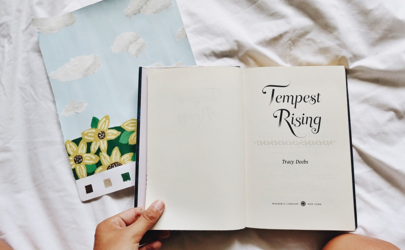 """Book Review: """"Tempest Rising"""" by TracyDeebs"""