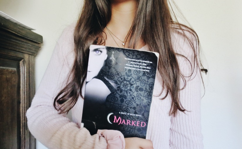 "Book Review: ""Marked"" by P.C. Cast & Kristin Cast"